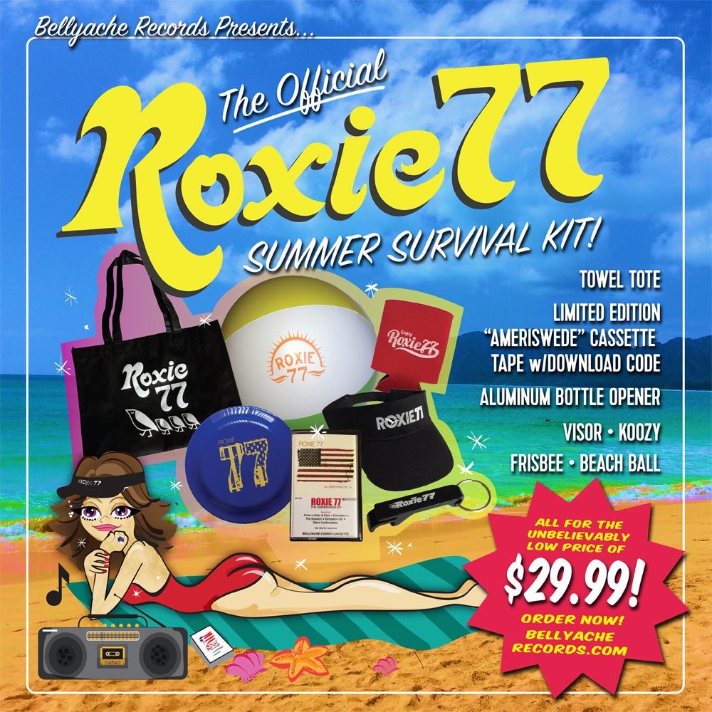 Image of Roxie 77 Summer Survival Kit