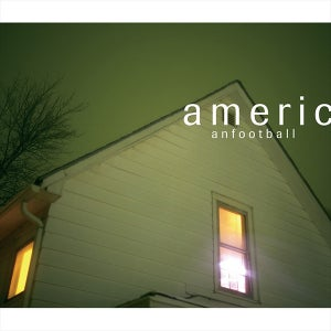 Image of American Football Deluxe Edition (180-Gram Red 2xLP)
