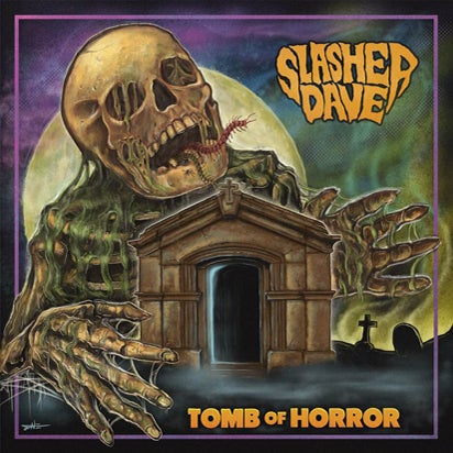 Image of Slasher Dave's Tomb of Horror - LP + Download Code