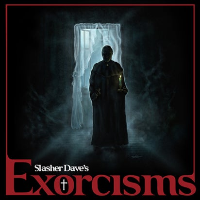 Image of Slasher Dave's Exorcisms - LP + Download Code