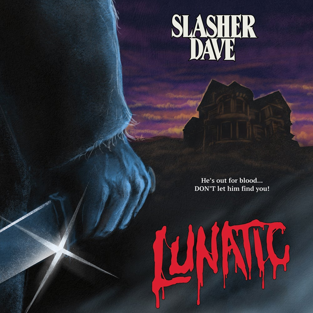 "Image of Slasher Dave's Lunatic - 7"" EP + Download Code"