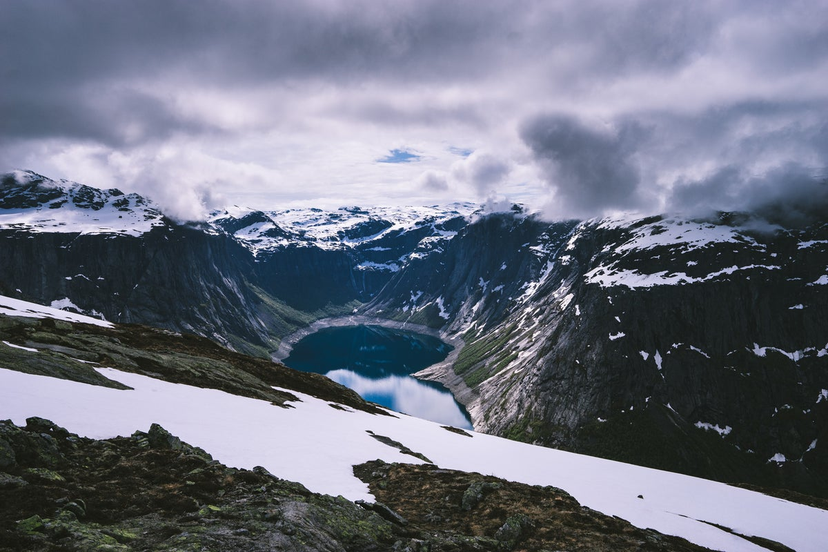 Image of rå jord - norway