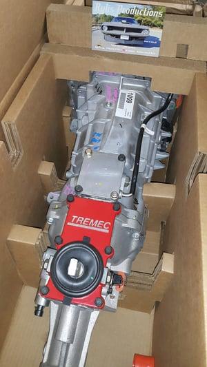 Image of Tremec Magnum