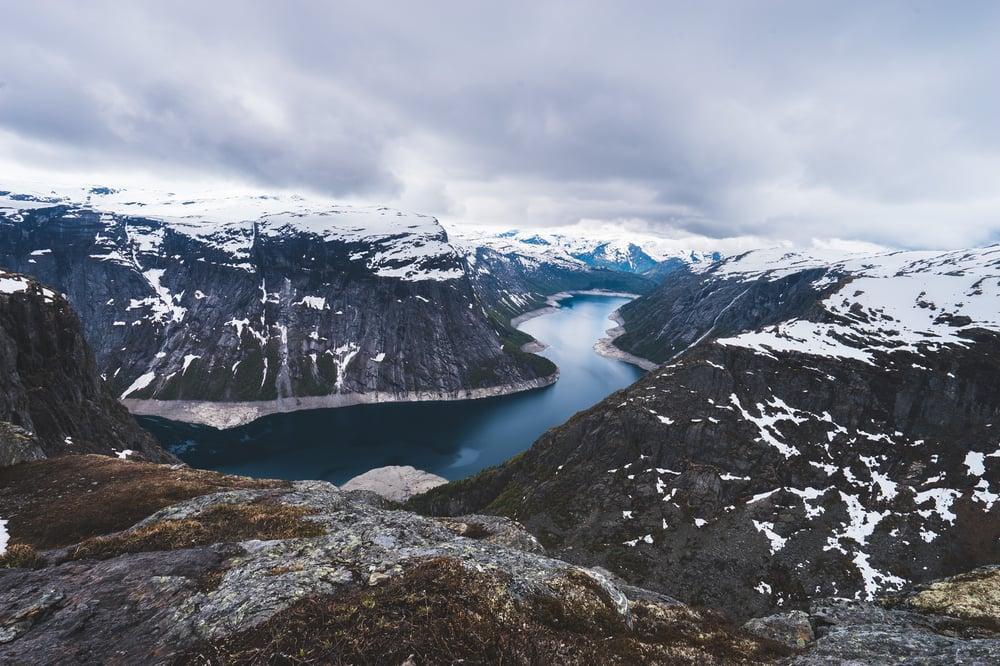 Image of fremmed enn drømmer - norway