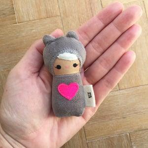 Image of Mini Mini Gray Kitty