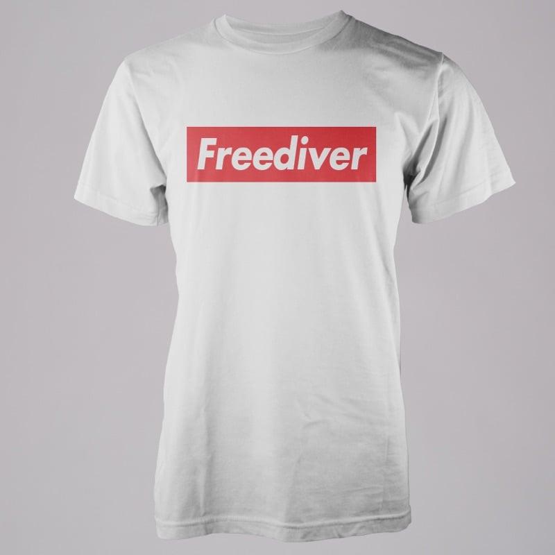FREEDIVER-T MAN