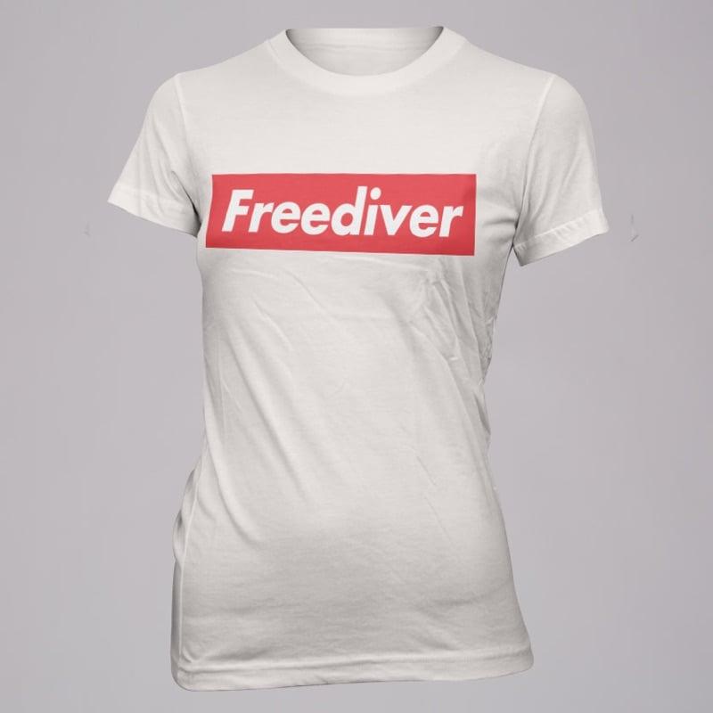 FREEDIVER-T WOMAN