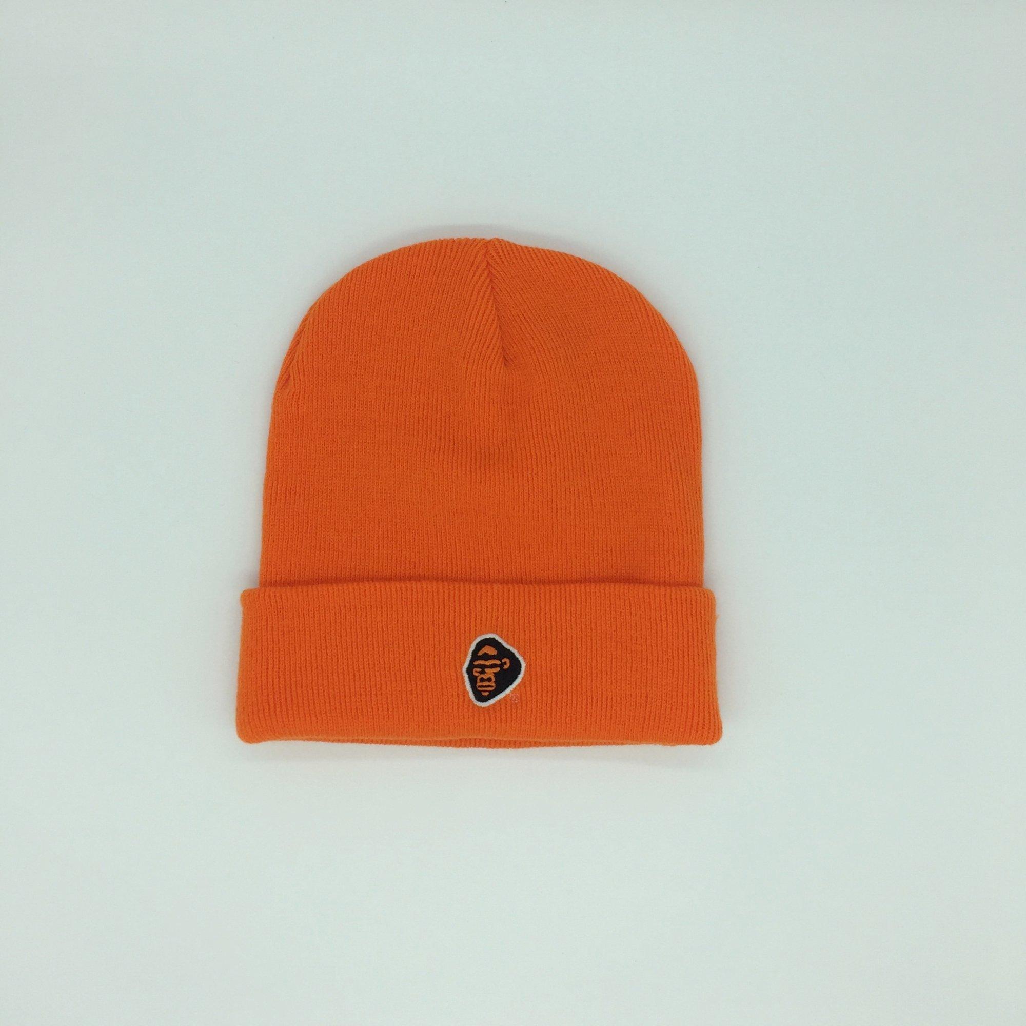 bonne qualité choisir l'original prix abordable Bonnet Orange Unbrkbl Logo Gorille