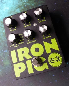 Image of IRON PIG distortion
