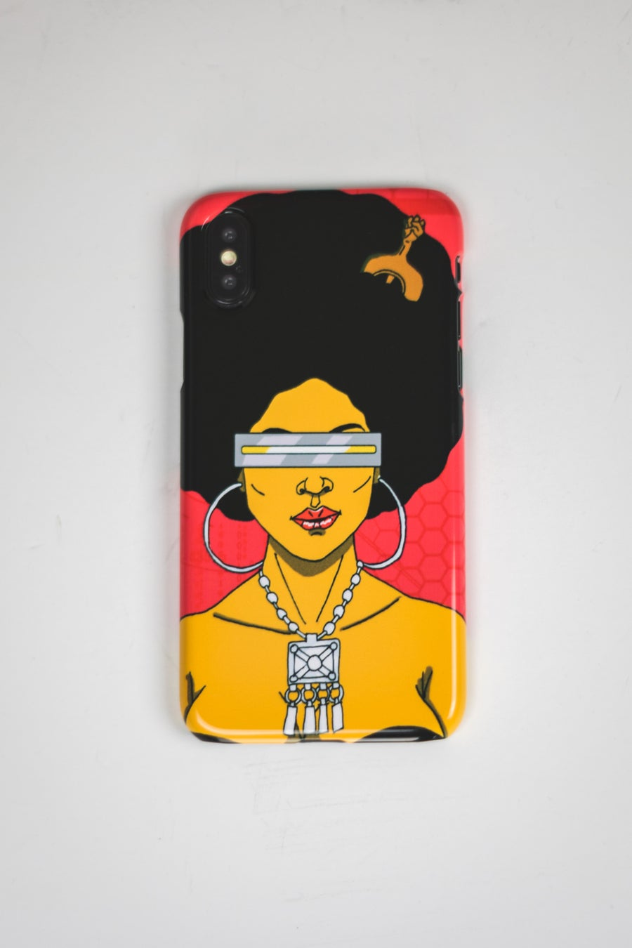 Image of Afro Punk Phone Case
