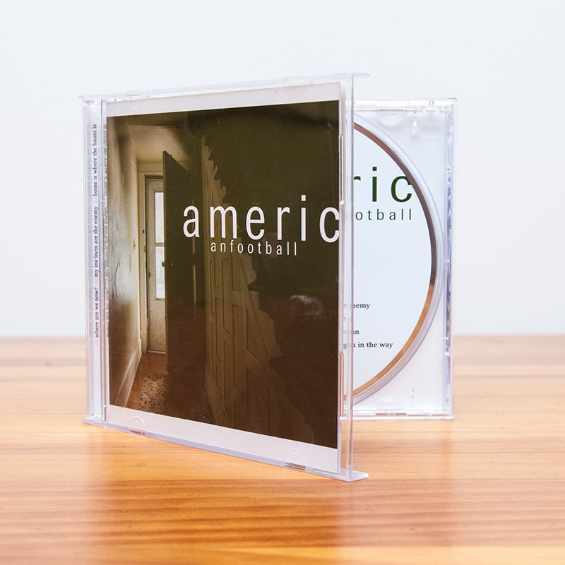 Image of American Football LP2 (CD)