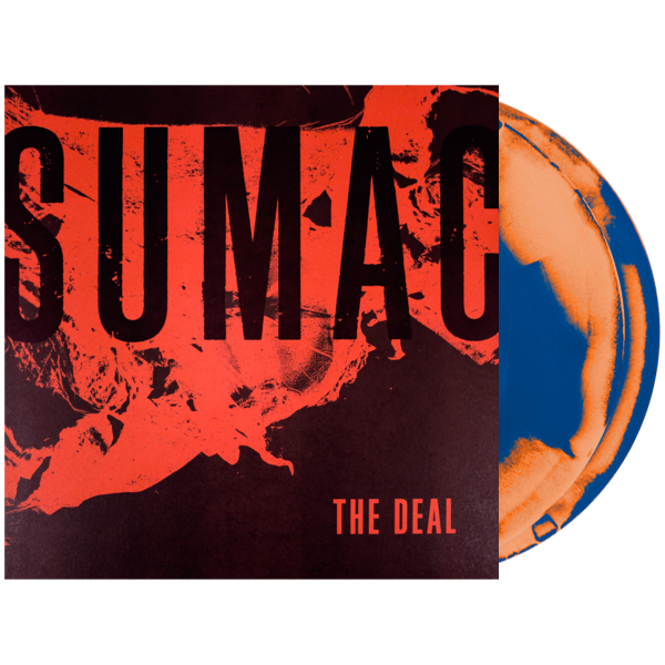 "Image of SUMAC ""The Deal"" 2xLP 2018 repress"