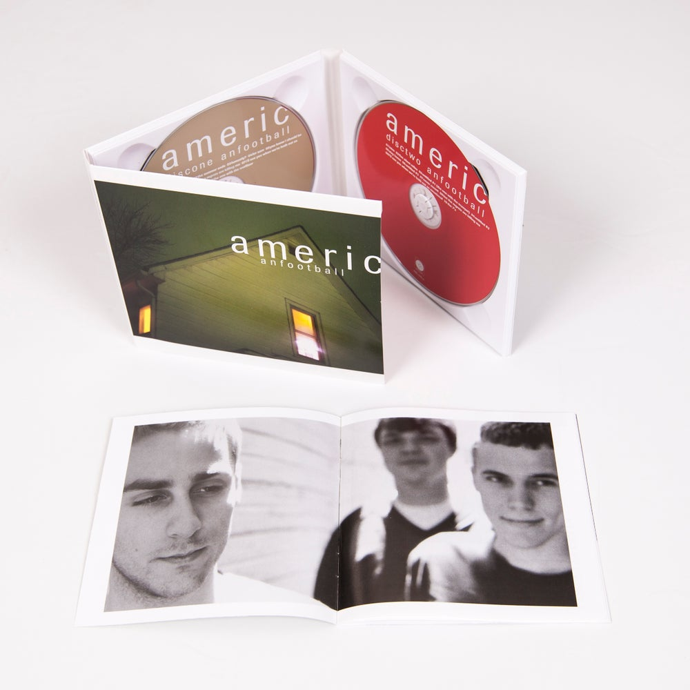 Image of American Football Deluxe Edition (2xCD)