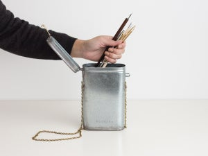 Tin pencil case - arminho