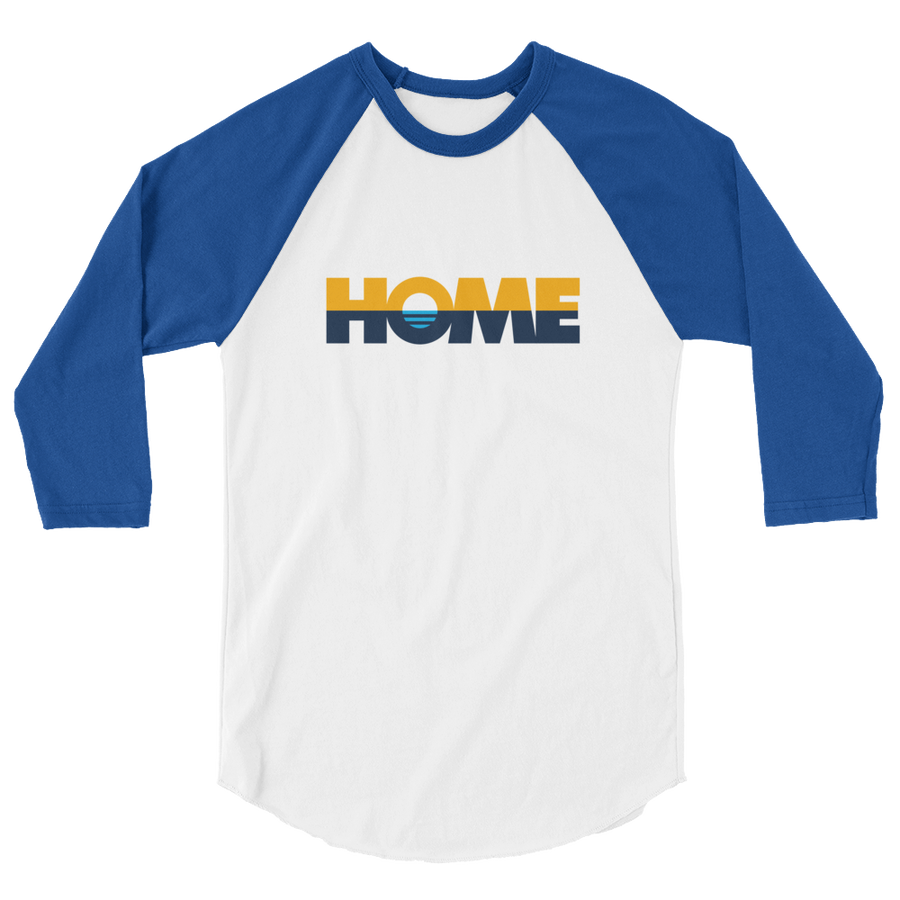 Image of HOME RAGLAN TEE