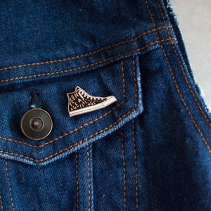 Image of Stay Home Club Enamel Pins - 4-Pin Set