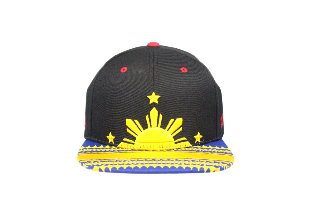 Image of PINOY - snapback hat