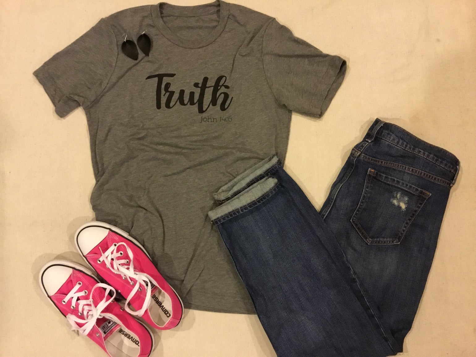 Image of Truth John 14:6 tee