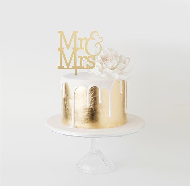 Image of Classic Mr & Mrs Block