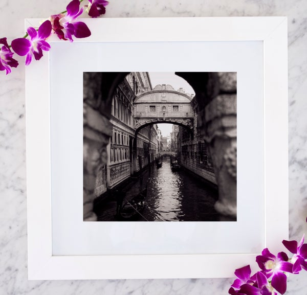 Image of Venetian Wonderland- Ponte dei Sospiri