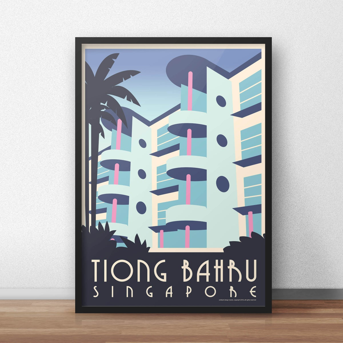 Image of Tiong Bahru Poster