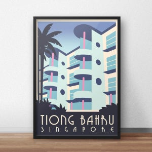 Image of Tiong Bahru Poster