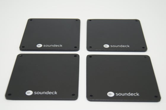 Image of Soundeck DF Black Square