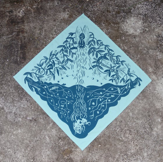 Image of Small Batch Cicada Bandana