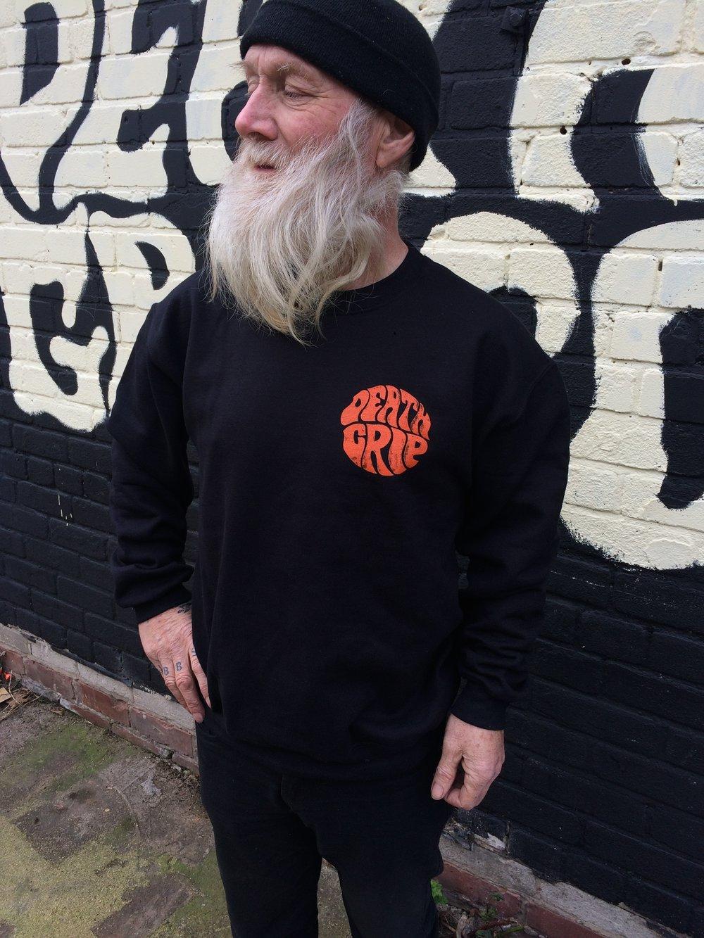 Image of deathgrip sweater