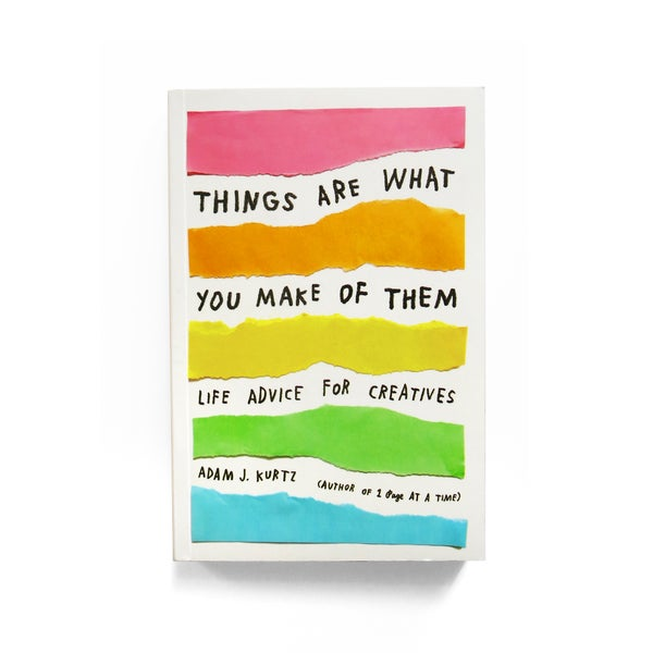 Image of Things Are… (Signed)