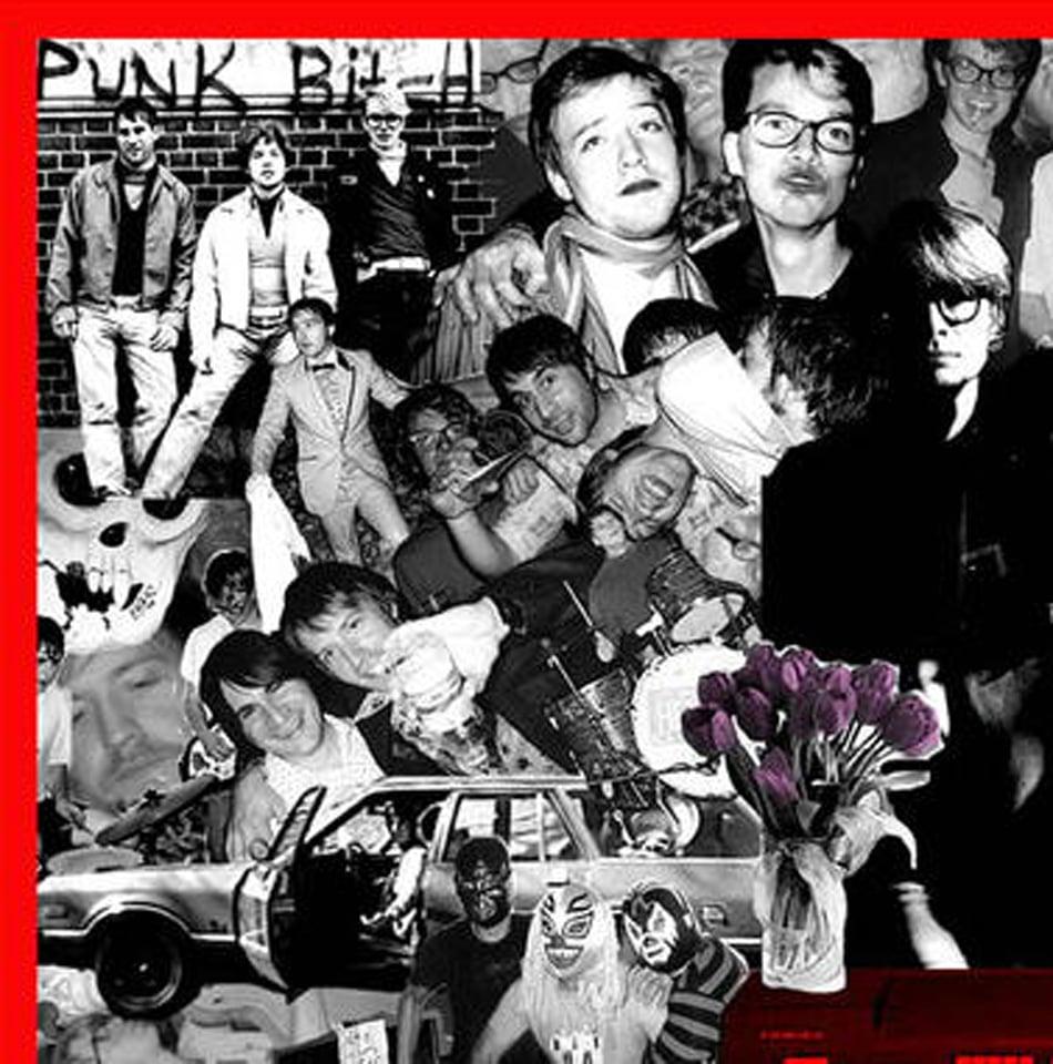 "Image of The Hentchmen - Iron Pimp EP - 7"""