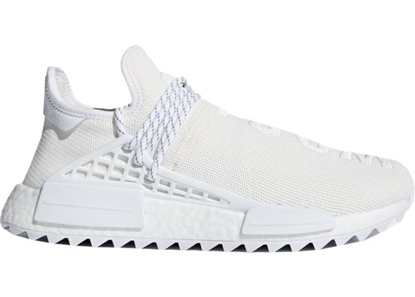 Image of Pharrell Williams X Adidas Human Race NMD 'Blank Canvas'