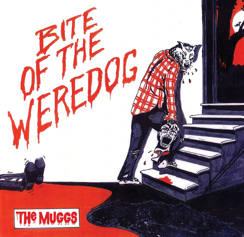 Image of The Muggs - Bite Of The Weredog - 7""
