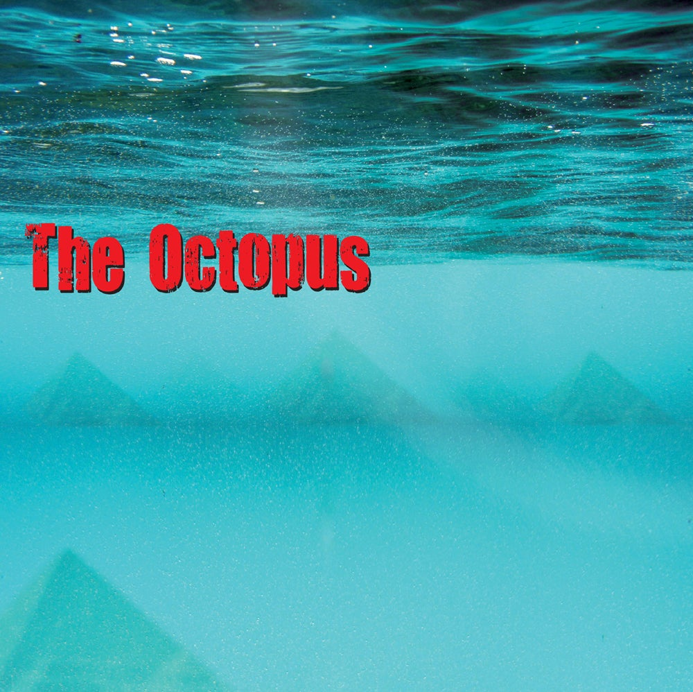 "Image of The Octopus - The Stranger - 7"" + CD Copy"