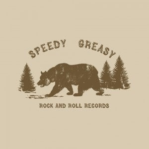 Image of Speedy Greasy - Rock N Roll Records - 7""