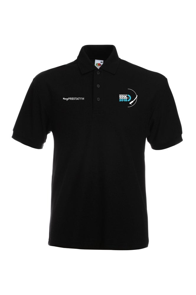 Image of The OFFICIAL Prestatyn Polo Shirt LHB 2018