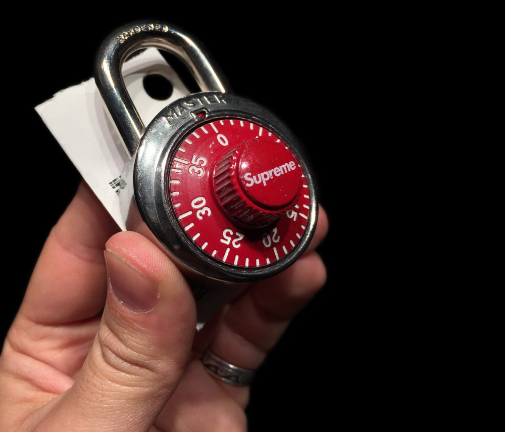 Image of 2008 Master Lock