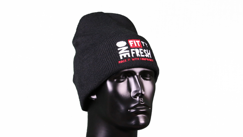 Image of Black Beanie