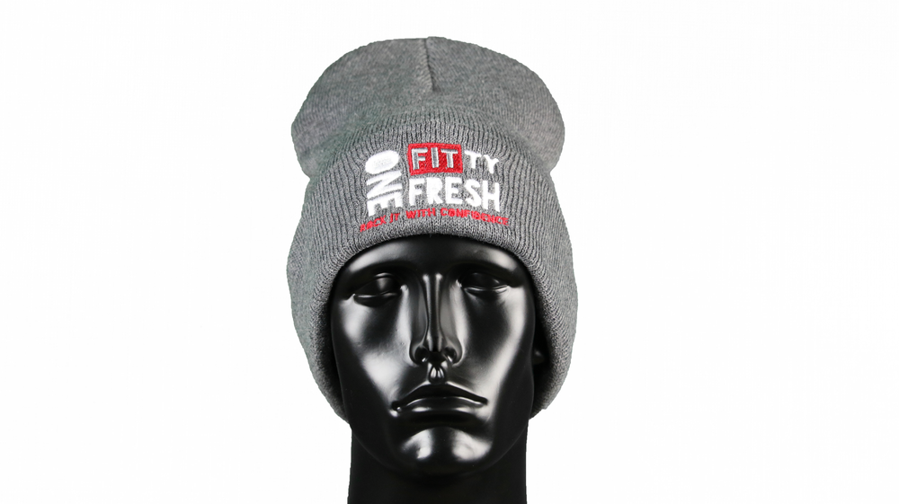 Image of Charcoal Beanie