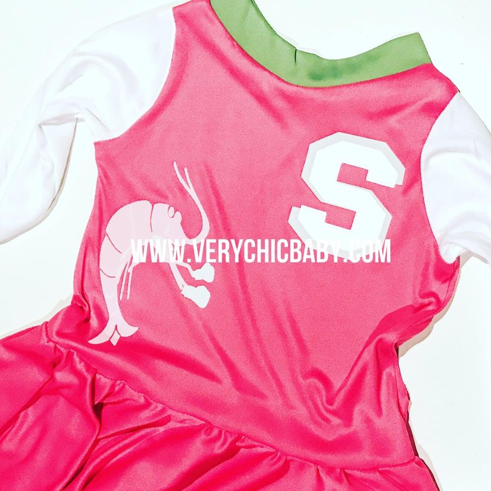 Image of Zombie Cheerleader Dress
