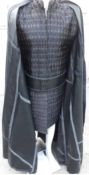 Image of KyloTLJ leather cape