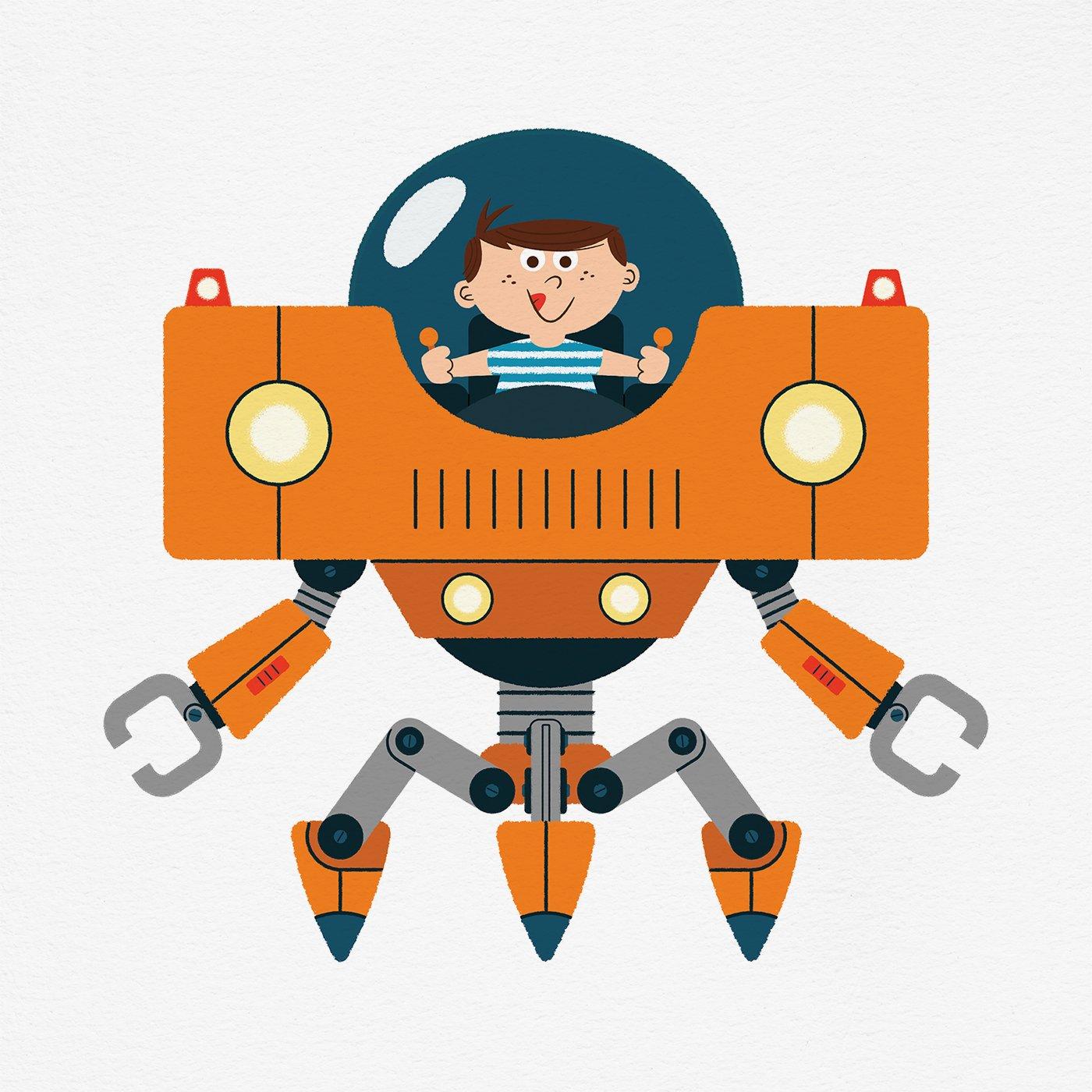 Image of RoboPal - Simon
