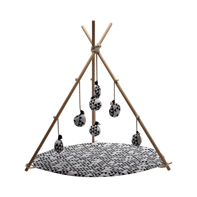 Image of Teepee Activity Mats