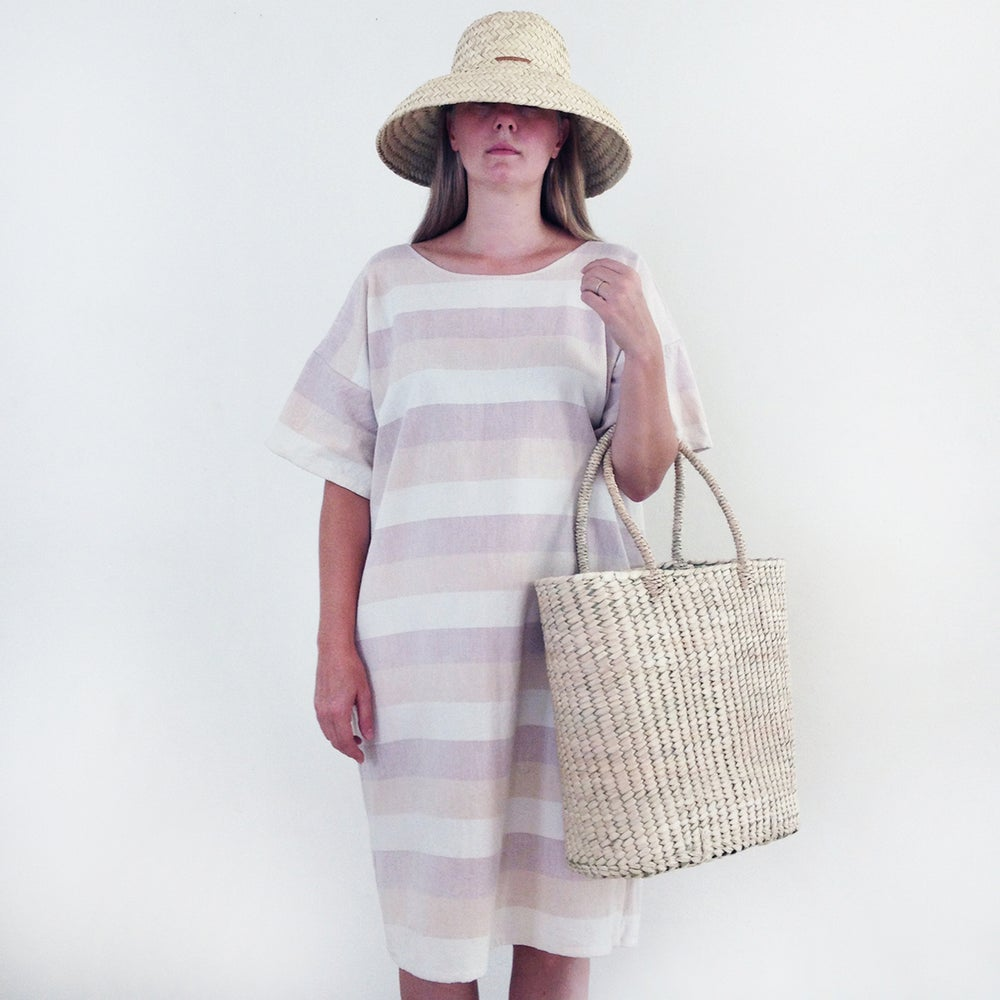 Image of Lucido Handwoven Cotton Huipil