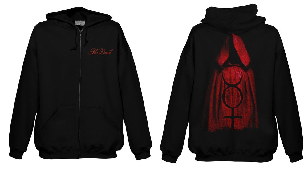 Image of The Devil - Hoodie