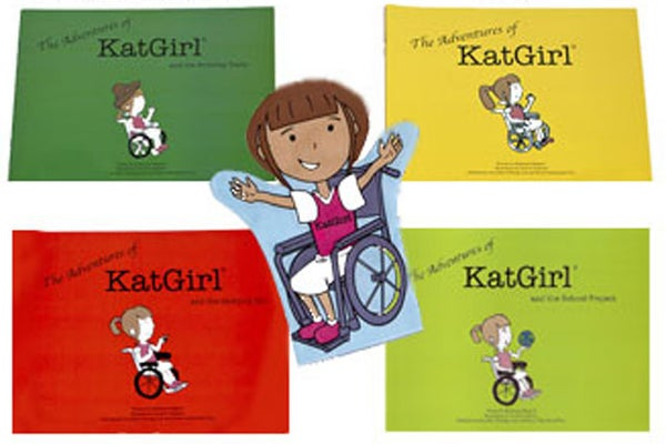 Image of The Adventures of KatGirl