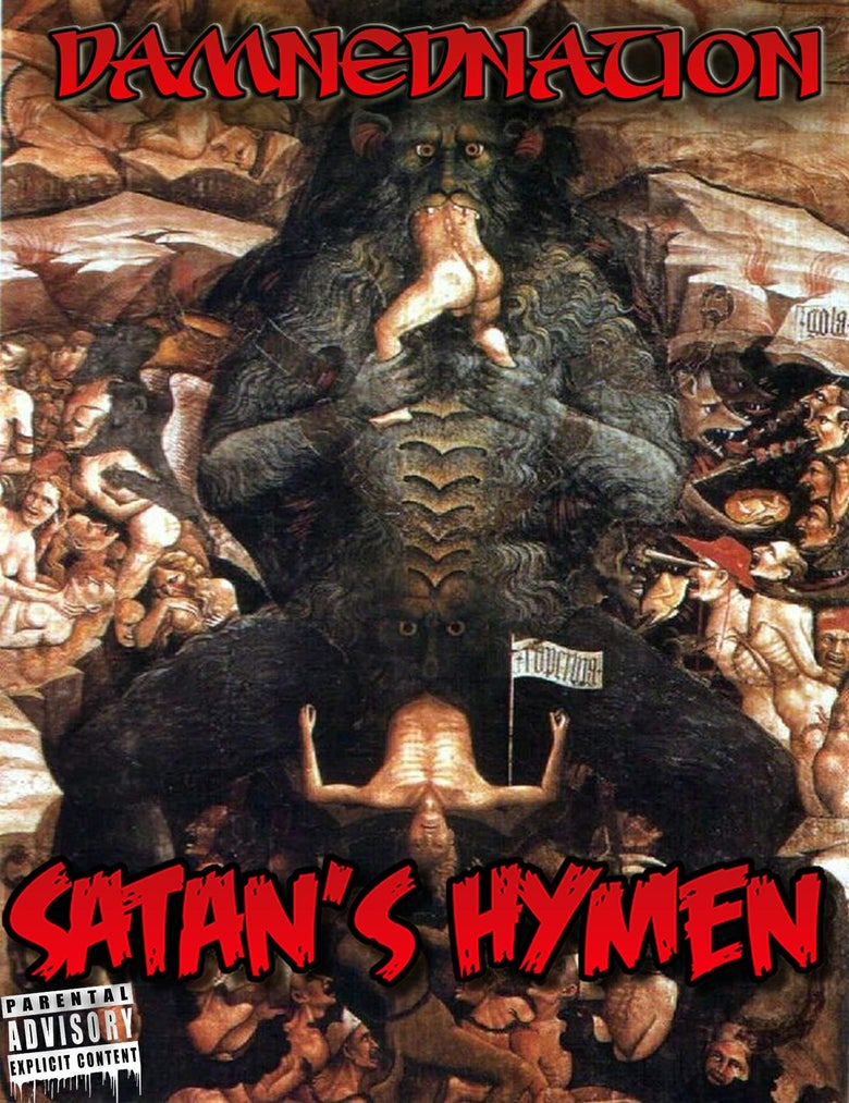 Image of Satan's Hymen CD