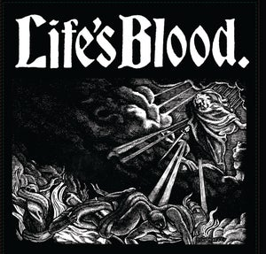 """Image of LIFE'S BLOOD """"DEFIANCE""""T-SHIRT"""