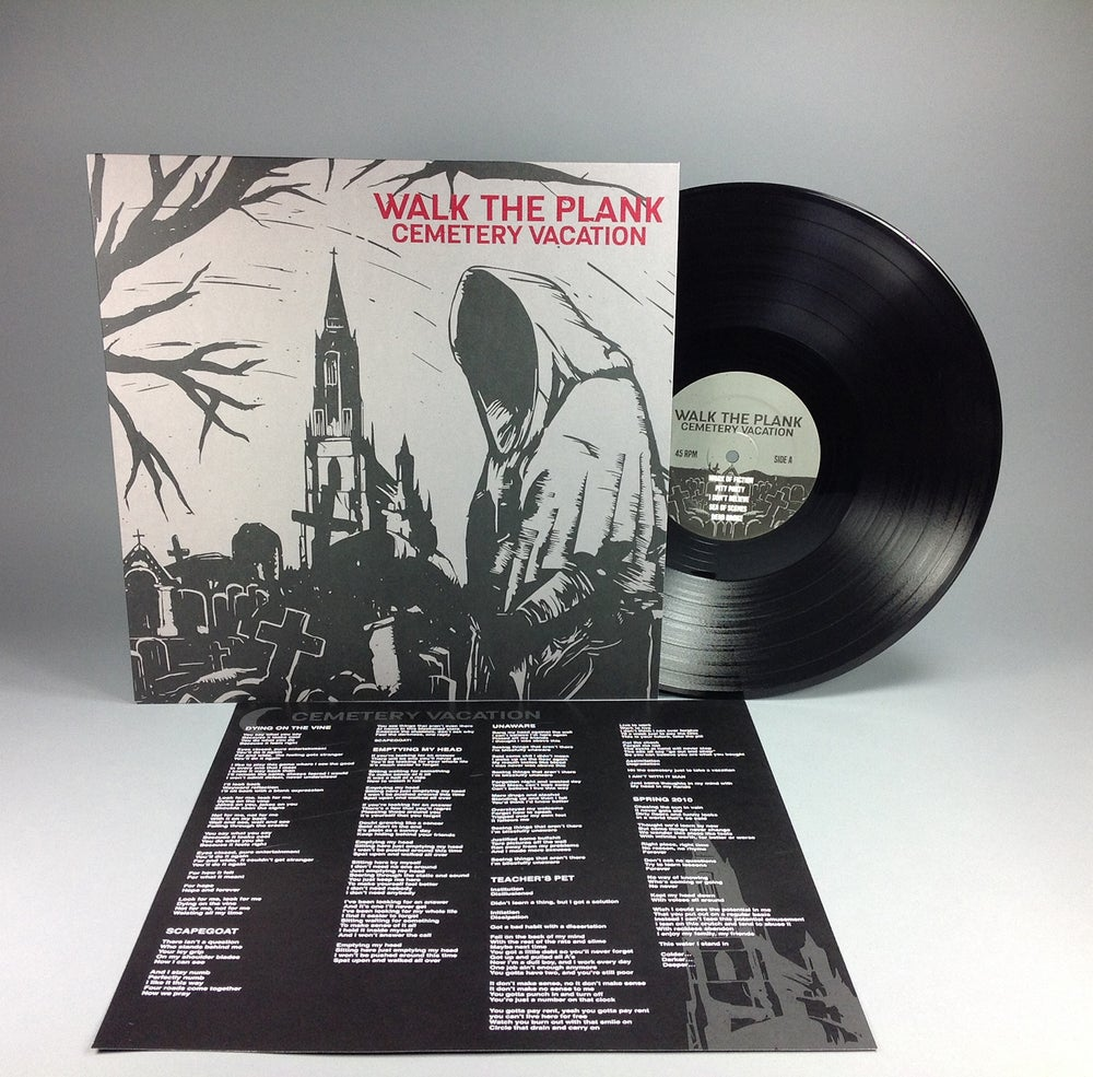 Image of Cemetery Vacation Vinyl LP - (U.S.A. Version)