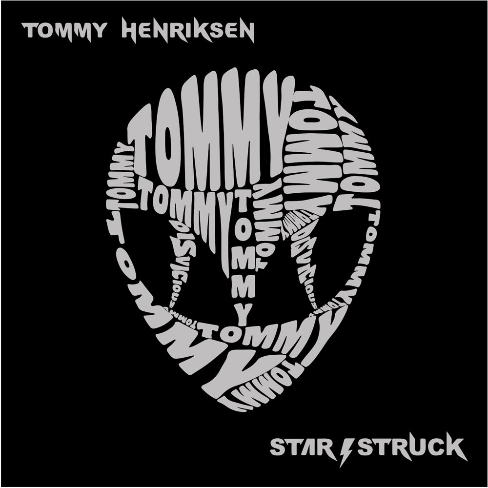Image of Tommy Henriksen - Starstruck - Compact Disc